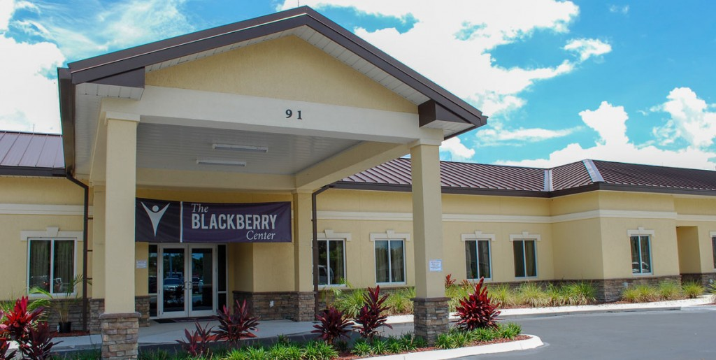 Blackberry Recovery Center of Central Florida - Location
