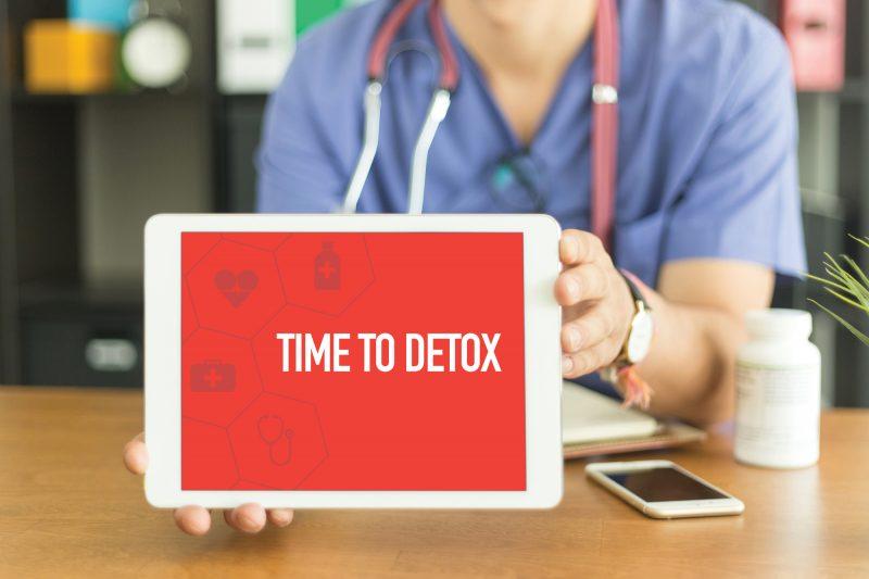 drug detox withdrawal