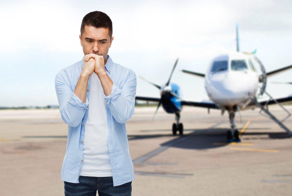 phobias: fear of flying