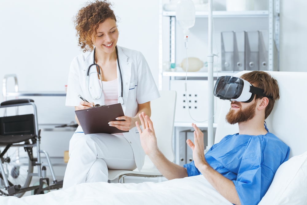 using VR to treat phobias