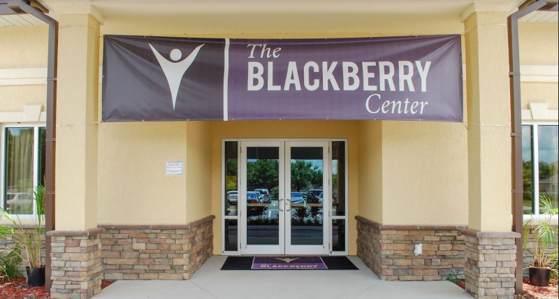 Blackberry-Center-Entrances