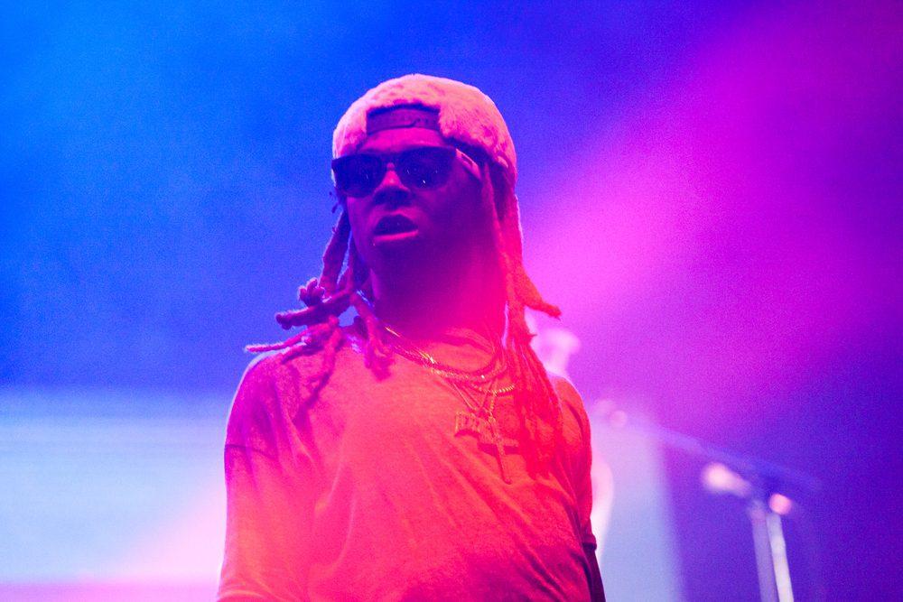 Lil Wayne lean drug