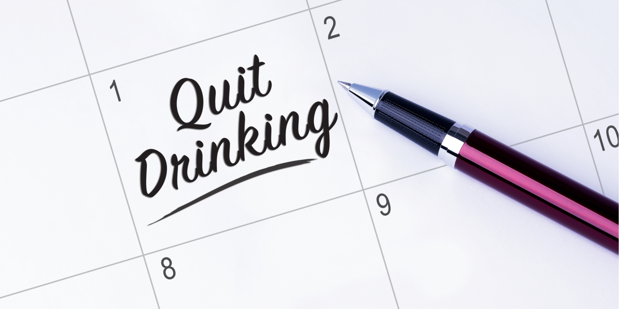 what happens when you quit drinking